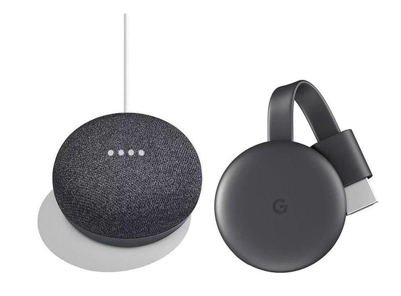 Google Home Chromecast