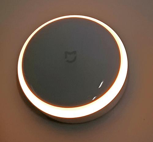 Luz con sensor de movimiento Xiaomi