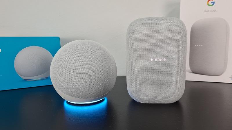 Amazon Echo Nest Audio